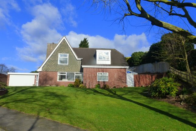 Thumbnail Detached house for sale in Wentworth Drive, Lichfield