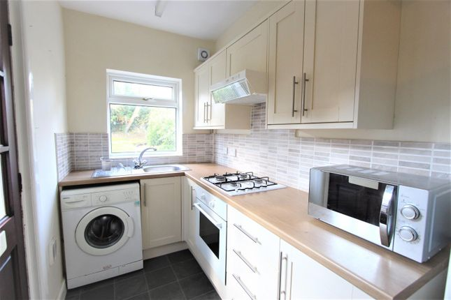 Thumbnail Terraced house to rent in Cromwell Street, Sheffield