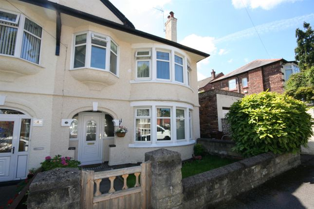 4 bed semi-detached house for sale in Radley Road, Wallasey