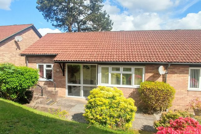2 bed semi-detached bungalow for sale in Bronrhiw Fach, Caerphilly