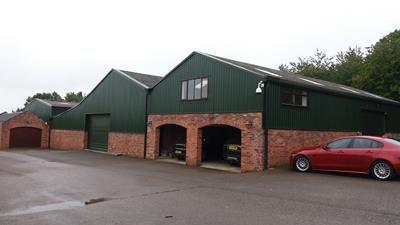 Thumbnail Office to let in The Office, Saddington Lodge Farm, Shearsby Road, Saddington