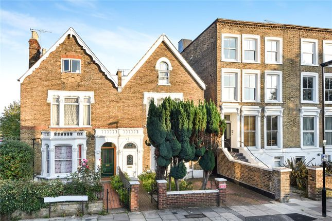 Thumbnail Semi-detached house for sale in Palmerston Road, Bowes Park, London