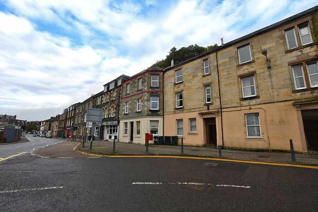 Thumbnail 2 bed flat for sale in Combie Street, Oban