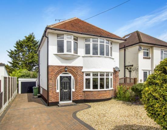 Thumbnail Detached house for sale in Oakdale, Poole, Dorset