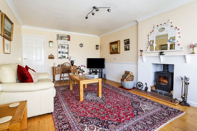 Thumbnail Detached bungalow for sale in Southlands, Swaffham