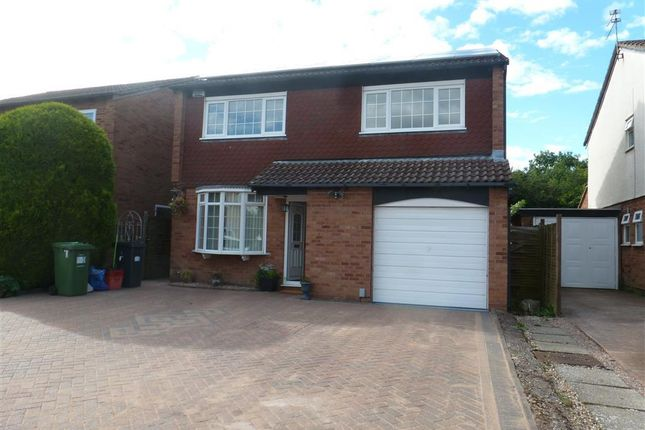 Thumbnail Semi-detached house to rent in Ridgeley Close, Warwick