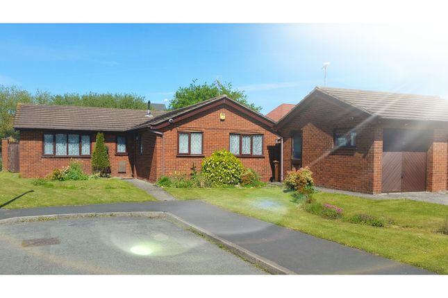 Thumbnail Detached bungalow for sale in Mount Tabor Close, Penyffordd