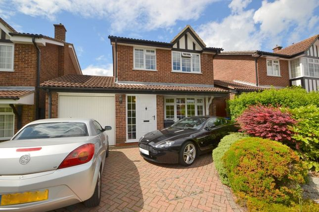 3 bed detached house to rent in Green Finch Drive, Moulton, Northampton NN3
