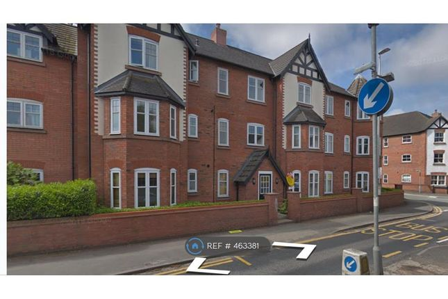 Thumbnail Flat to rent in Hastings Road, Nantwich