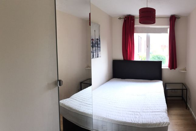 Thumbnail Flat to rent in Landsowne Street, Central, Coventry