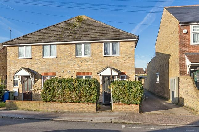 Thumbnail Semi-detached house to rent in Goodnestone Road, Sittingbourne