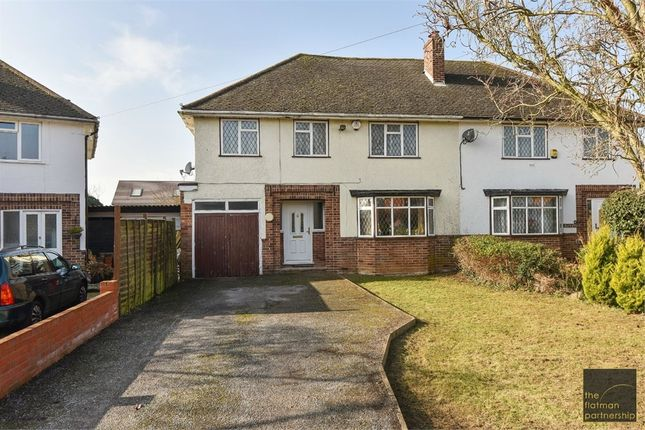 Thumbnail Semi-detached house for sale in Blenheim Road, Langley, Berkshire