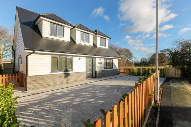 Thumbnail Detached house for sale in Eric Road, Bowers Gifford, Basildon