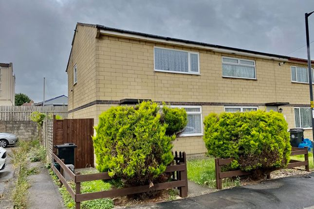 Thumbnail End terrace house to rent in Freshland Way, Kingswood, Bristol