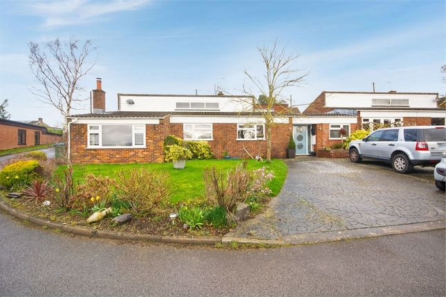 Thumbnail Detached house for sale in Knolls Close, Wingrave, Aylesbury, Buckinghamshire