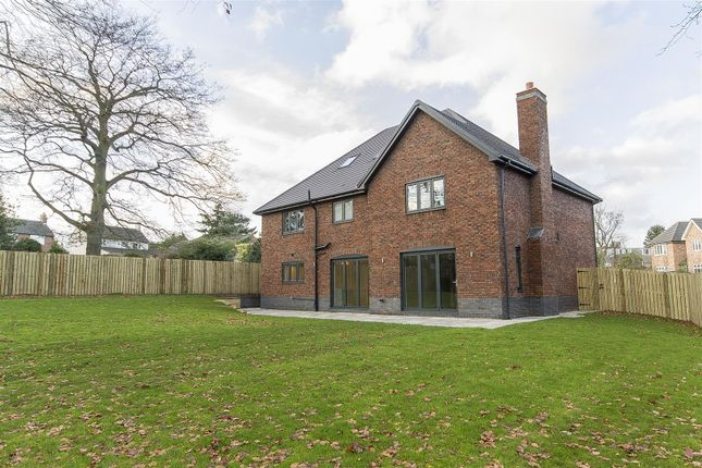 Thumbnail Detached house for sale in Hillhouse Court, Off New Road, Wingerworth