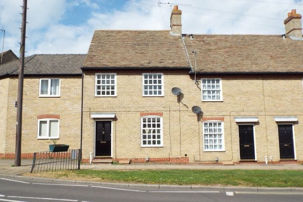 Thumbnail Terraced house to rent in Lisle Lane, Ely