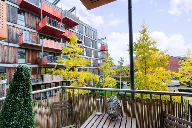 1 bed flat for sale in % Equity Share Queensbridge Road, Haggerston