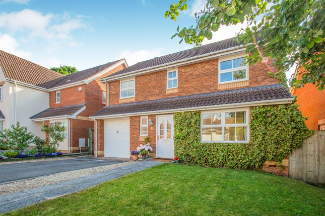 Thumbnail Detached house for sale in St. Vincents Drive, Monmouth