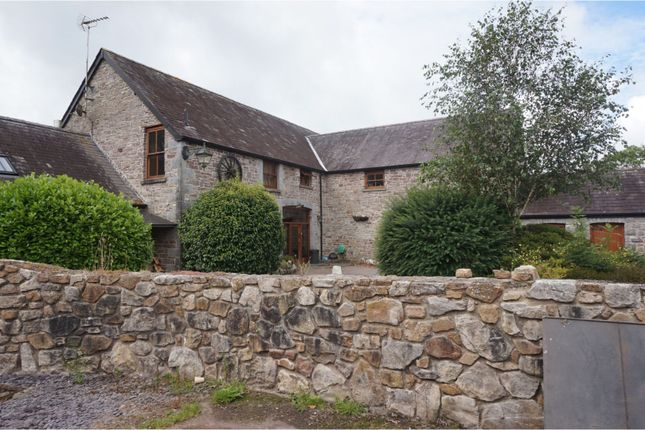 Thumbnail Barn conversion for sale in Red Roses, Whitland