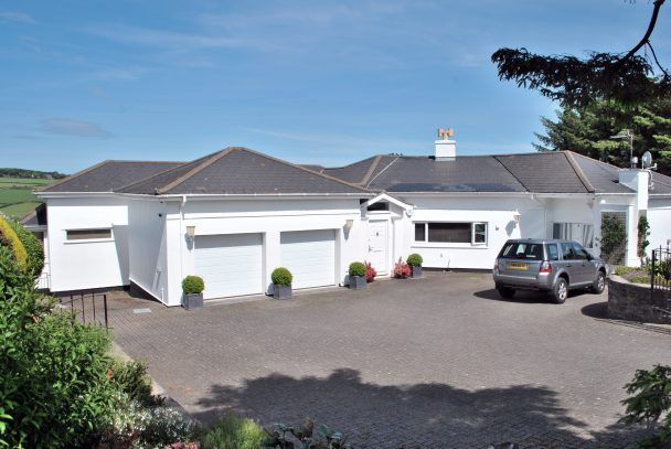 Thumbnail Detached house for sale in Acers, Booilushag, Maughold