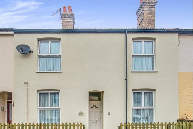 Thumbnail Terraced house for sale in Payne Street, Lowestoft