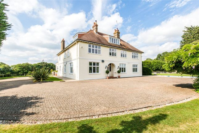 Thumbnail Detached house for sale in Mayes Lane, Warnham, Horsham, West Sussex