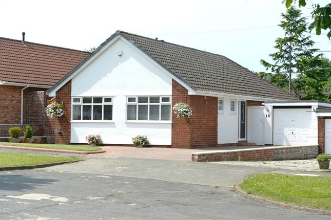 Thumbnail Detached bungalow for sale in Downham Close, Blackwoods, Liverpool, Merseyside
