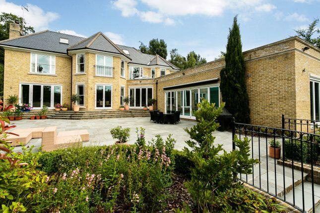 Thumbnail Detached house to rent in Stokesheath Road, Oxshott