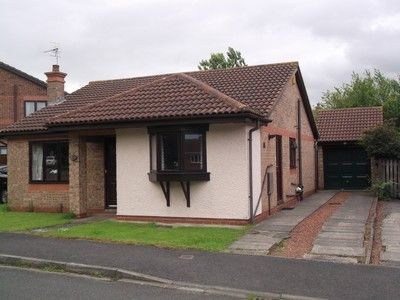 Thumbnail Detached bungalow for sale in Crestbrooke, Nothallerton