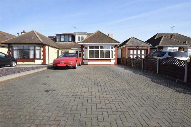 Thumbnail Semi-detached bungalow for sale in Lampits Hill, Corringham, Essex