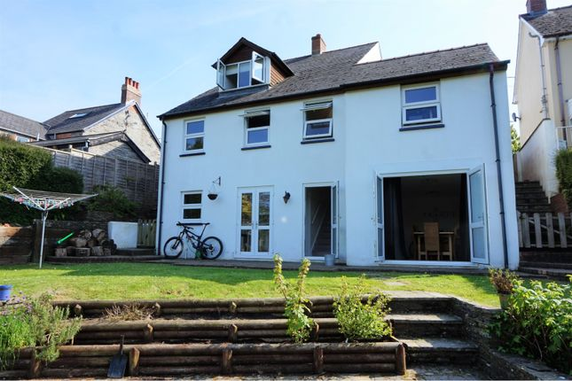Thumbnail Detached house for sale in Cilgerran, Cardigan