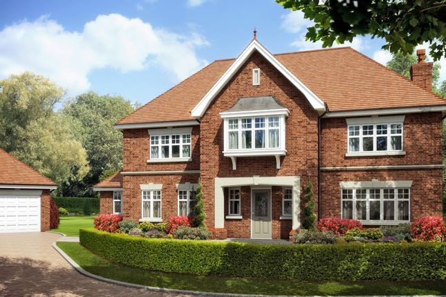 Thumbnail Detached house for sale in Banburgh House Harpsden Way, Henley-On-Thames