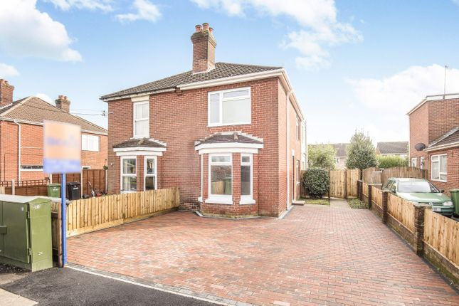 Thumbnail Semi-detached house for sale in Upper Northam Road, Hedge End, Southampton, Hampshire