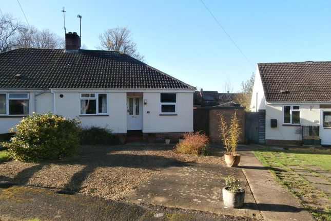 Thumbnail Bungalow for sale in Botley, Oxford