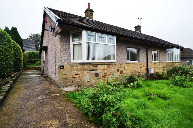 Thumbnail Bungalow for sale in Blakehill Terrace, Bradford