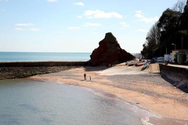 Dawlish Beach of Elm Grove Road, Dawlish EX7