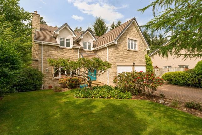 Thumbnail Detached house for sale in 5 St. Bryde's Way, Cardrona, Peebles