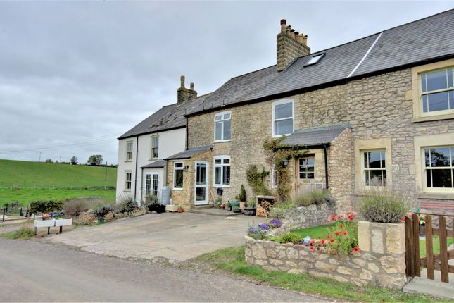 Thumbnail Terraced house for sale in Ruckley Ford, Hemington, Radstock