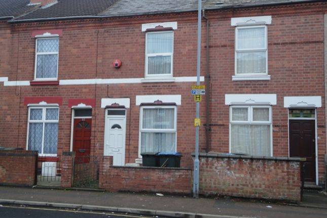 Thumbnail Terraced house to rent in Humber Avenue, Stoke, Coventry