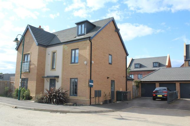 Thumbnail Detached house to rent in Coriander Drive, Hampton Vale, Peterborough