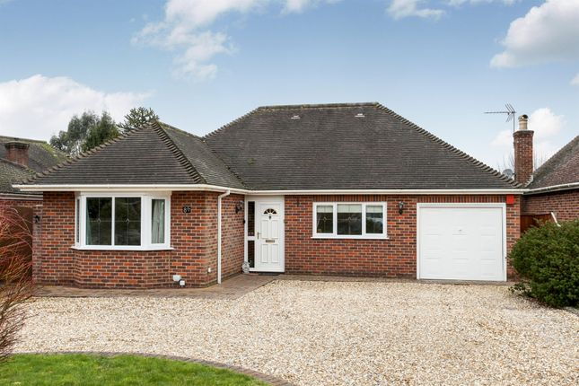 Thumbnail Detached bungalow for sale in Rownhams Close, Rownhams, Southampton