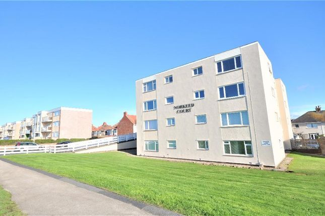 Thumbnail Flat for sale in Norkeed Court, Blackpool, Lancashire