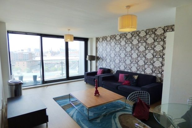 Thumbnail Flat to rent in Skyline Apartments, St Peters Place, City Centre