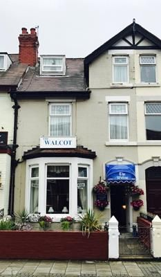 Thumbnail Hotel/guest house for sale in Walcot Hotel, 35 Palatine Road, Blackpool, Lancashire