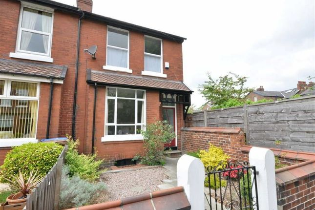 Thumbnail Terraced house to rent in Colenso Grove, Heaton Moor, Stockport, Greater Manchester