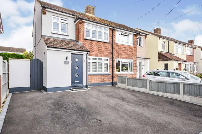 3 bed semi-detached house for sale in ., Rayleigh, Essex SS6