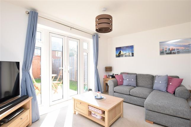 Thumbnail Semi-detached house for sale in Oaksheath Gardens, Worthing, West Sussex