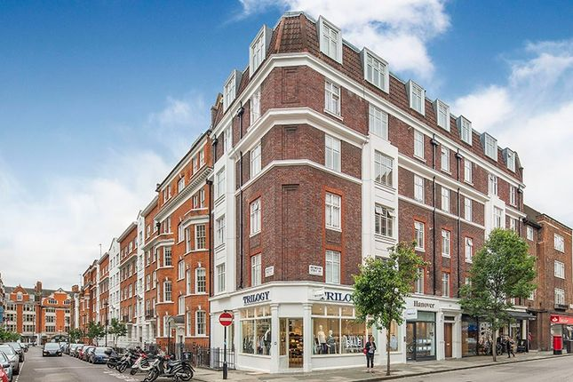 1 bed flat for sale in Weymouth Street, London