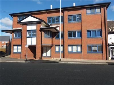 Office to let in Angel Building, 12 Westport Road, Burlsem, Stoke On Trent, Staffordshire